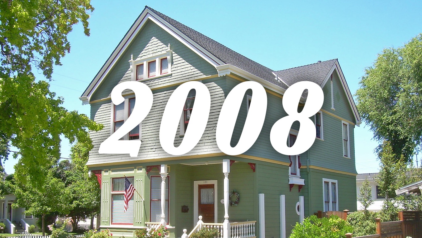 2008 house