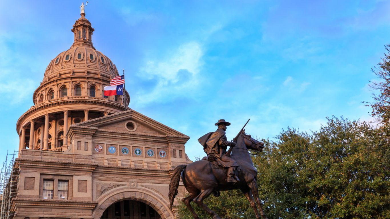 Austin Capital of Texas