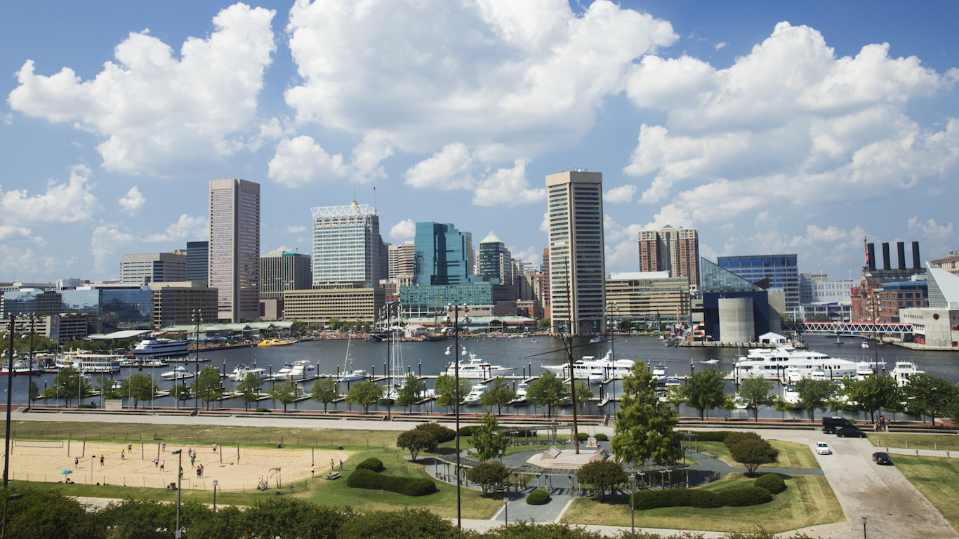 Baltimore, Maryland 3