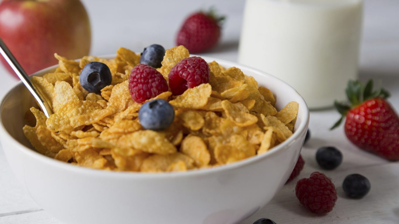 Breakfast cereal, Kellogg