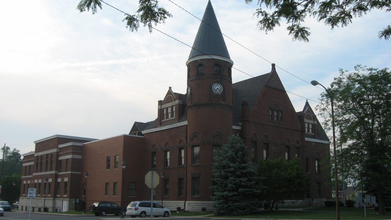 Connersville, Indiana