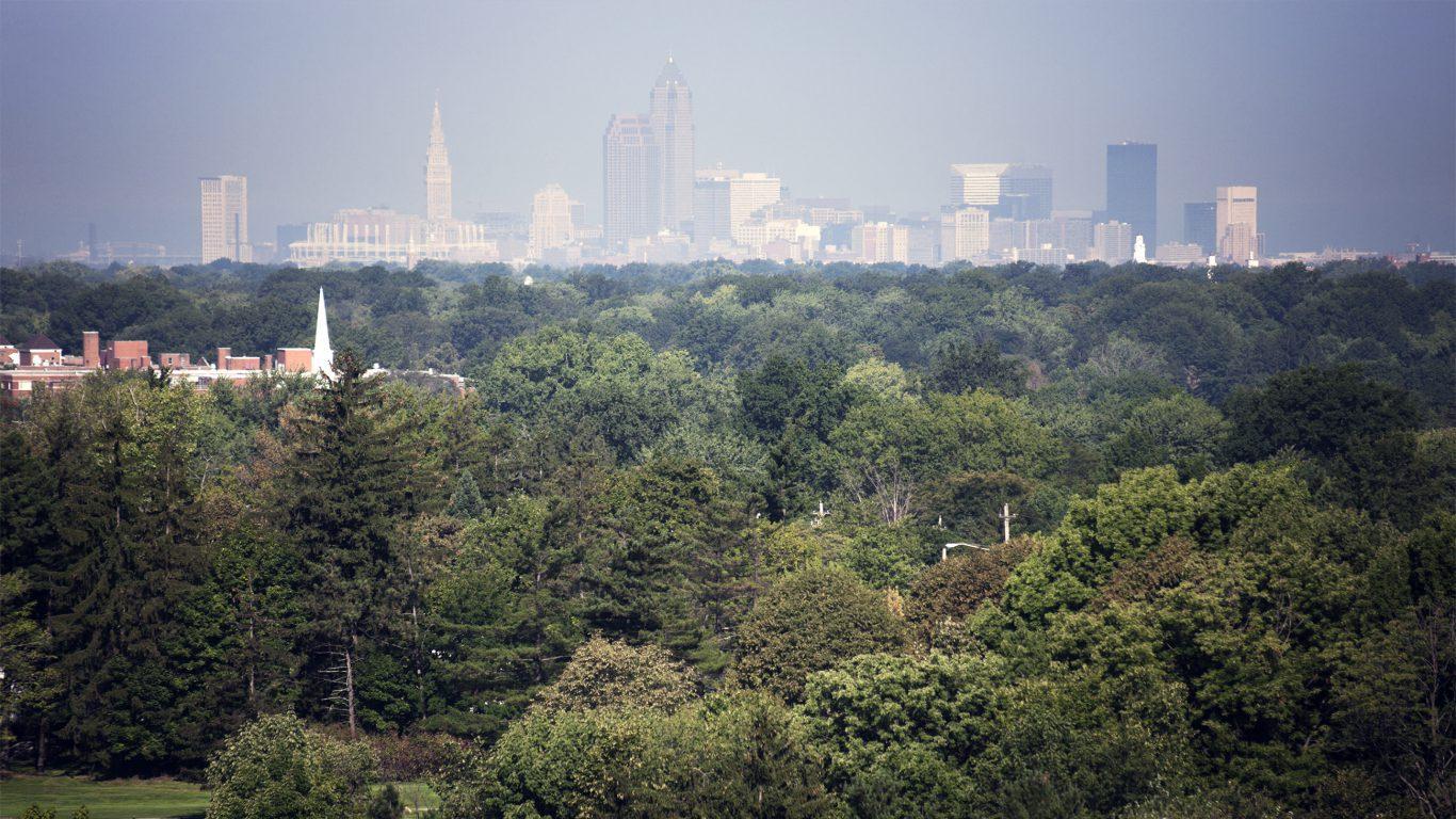 East Cleveland, Ohio