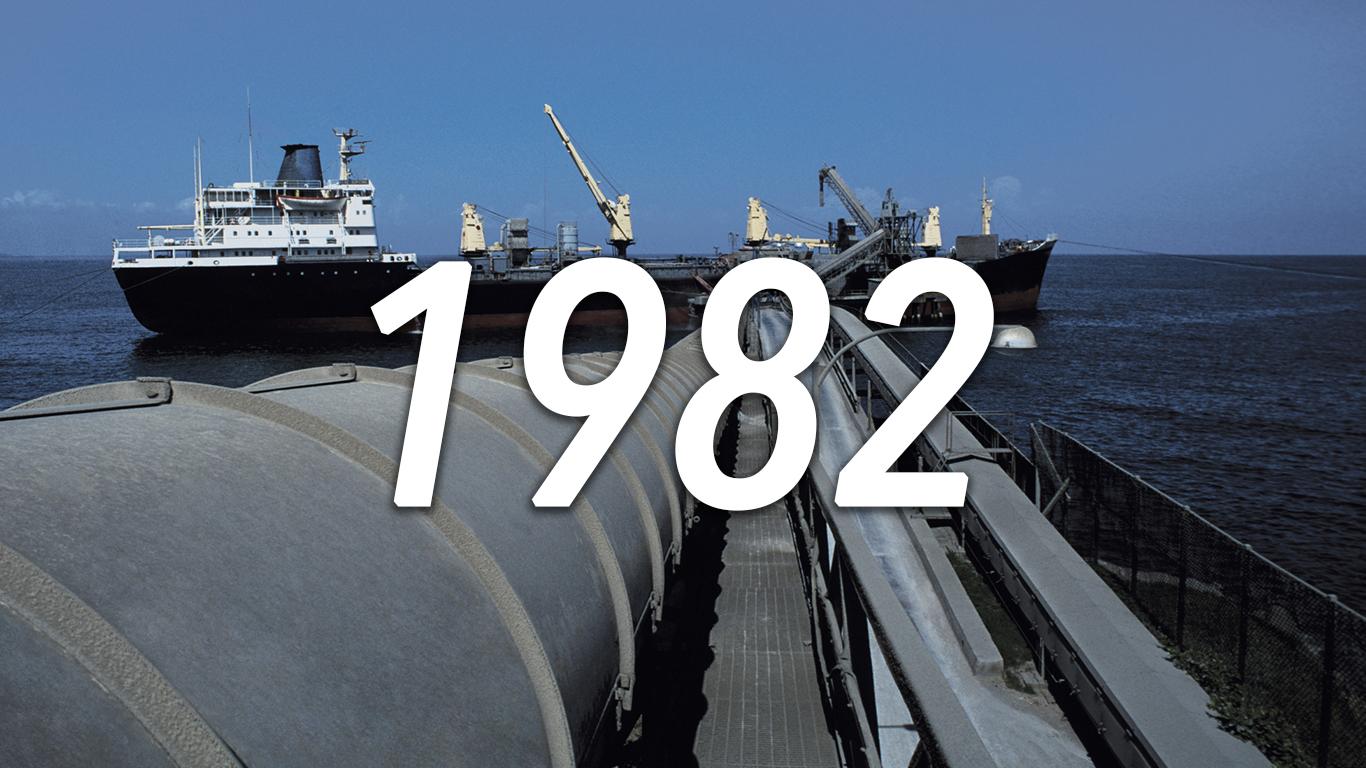 ExxonMobil, 1982