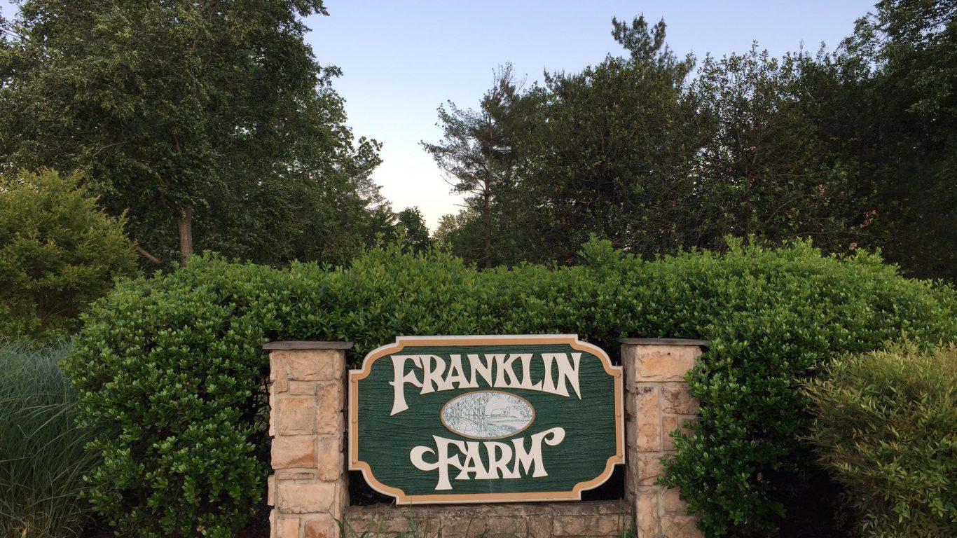 Franklin Farm, Virginia