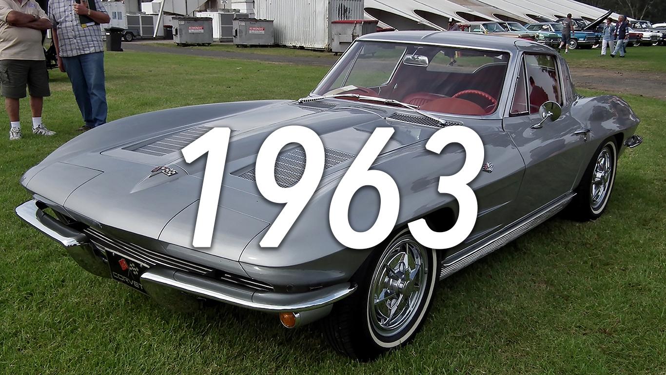 General Motors, 1963