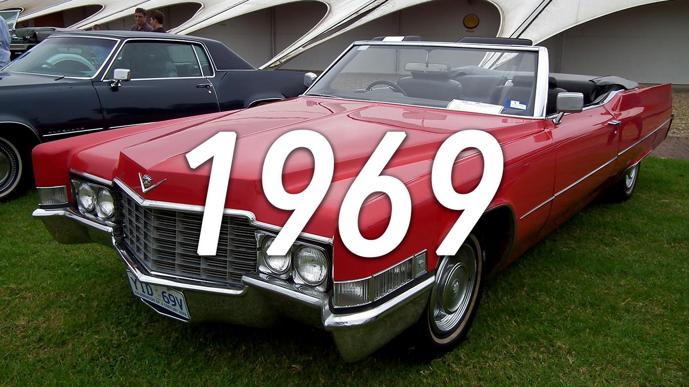 General Motors, 1969