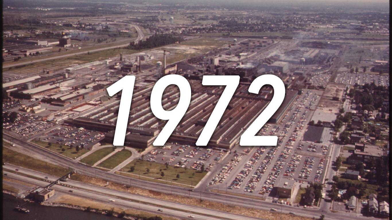 General Motors, 1972