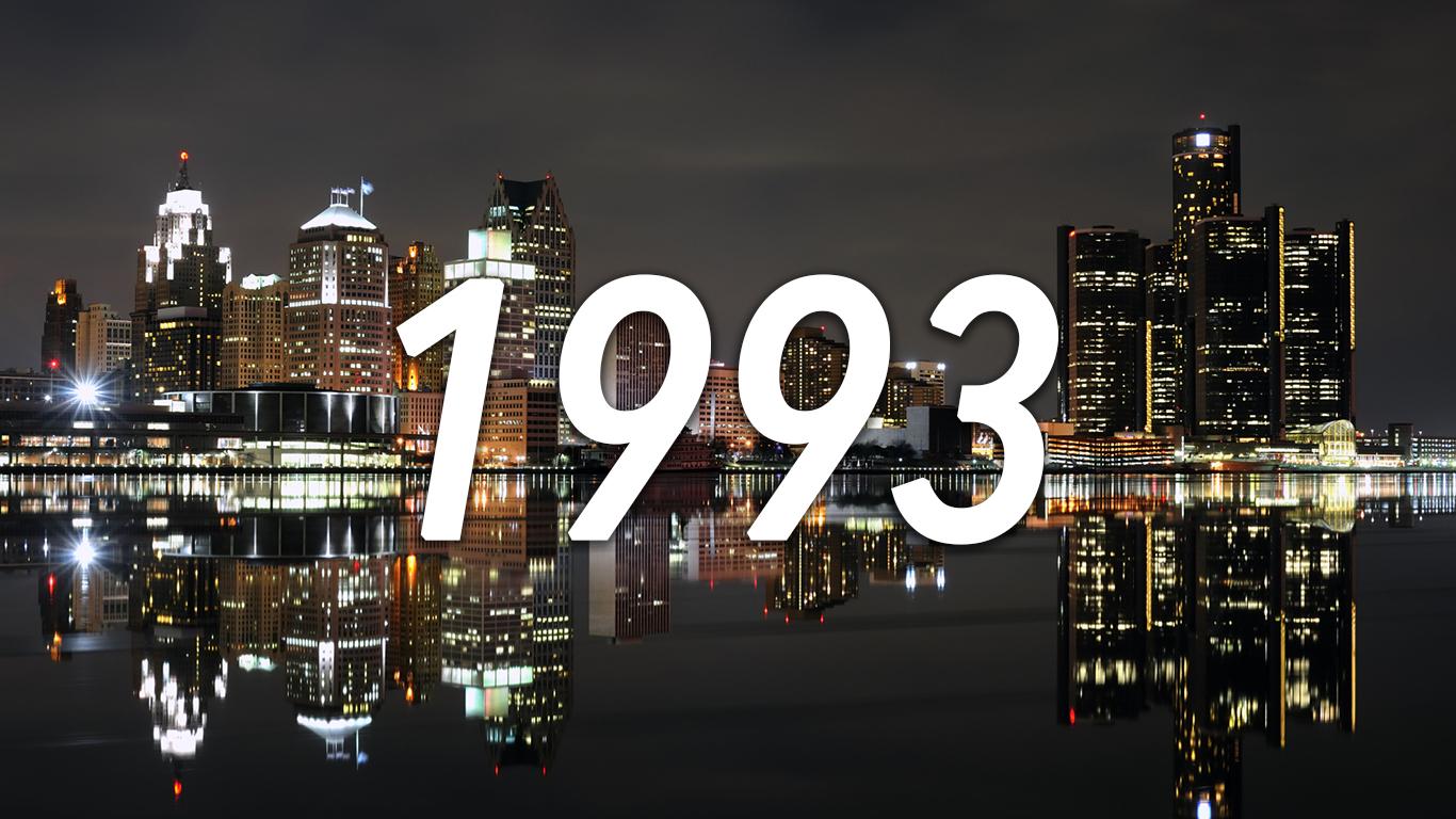 General Motors, 1993