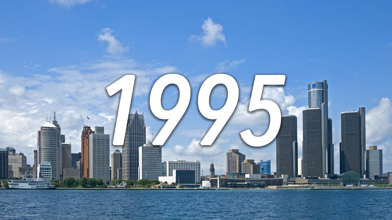 General Motors, 1995
