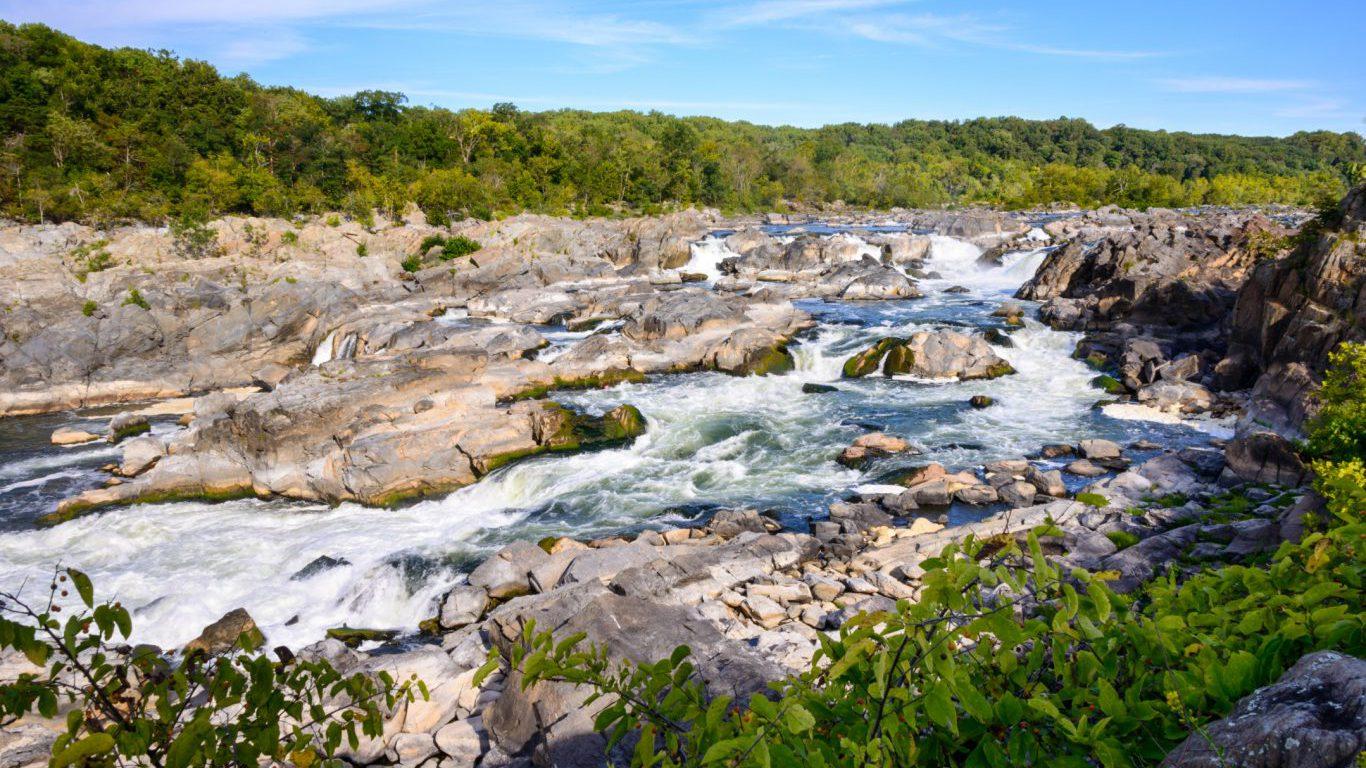 Great Falls Park, Virginia (Dranesville)