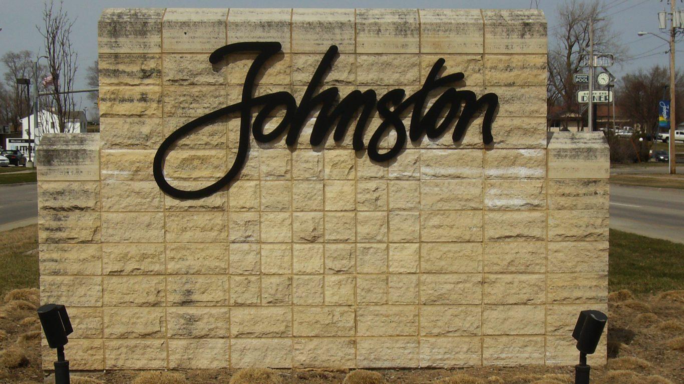 Johnston, Iowa