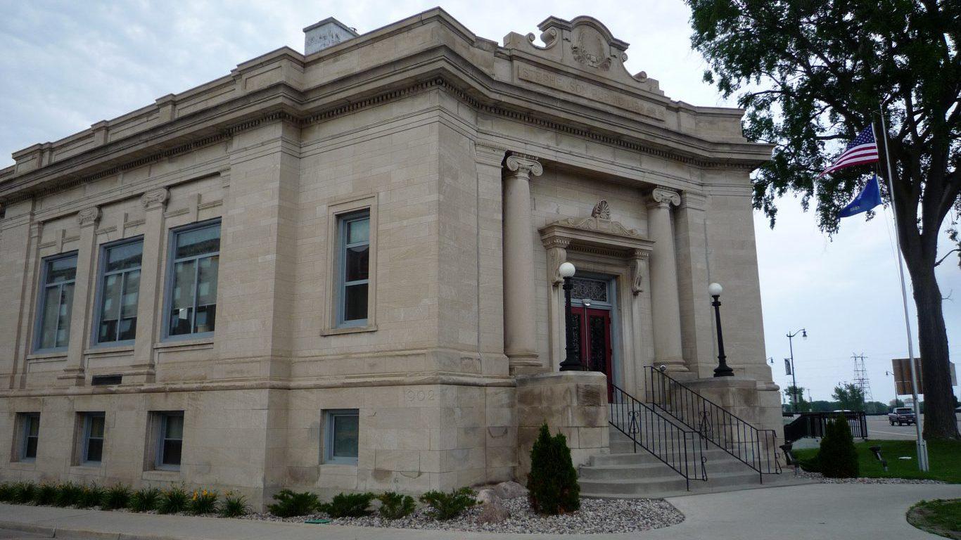 Marinette, Wisconsin