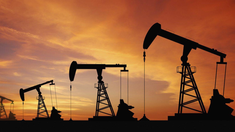 Oil Field, Halliburton