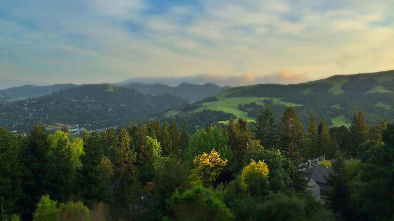 Orinda, California