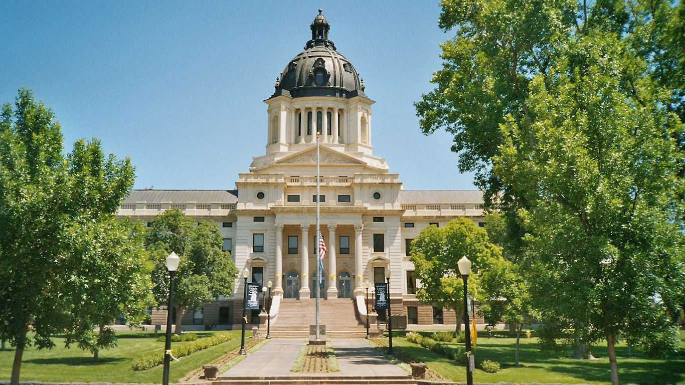 Pierre, South Dakota