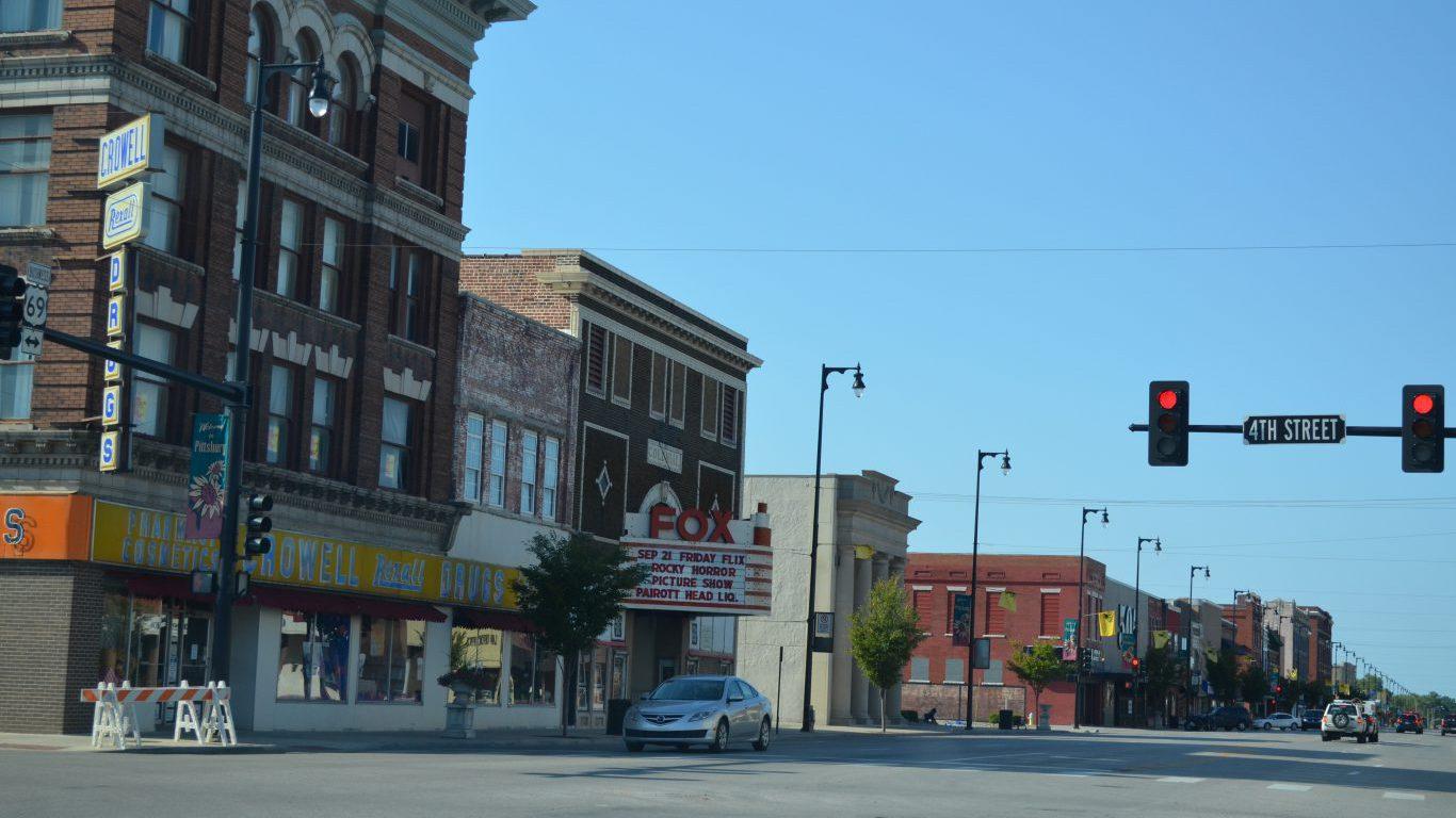 Pittsburg, Kansas
