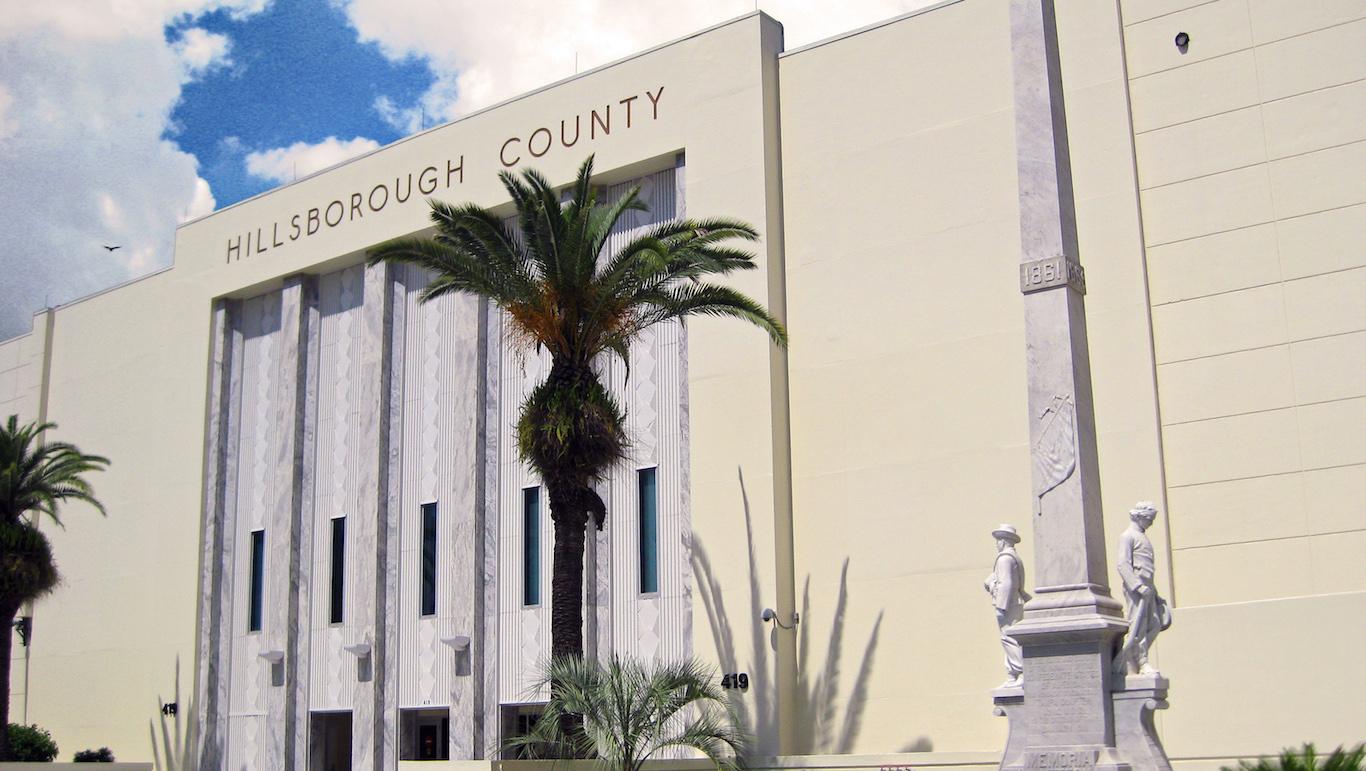 University (Hillsborough County), Florida