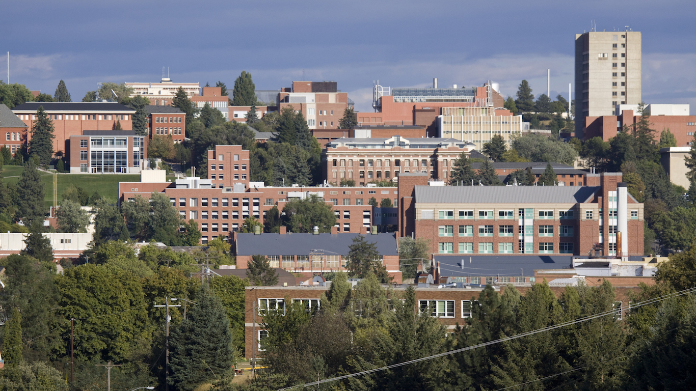 Washington State University, Pullman