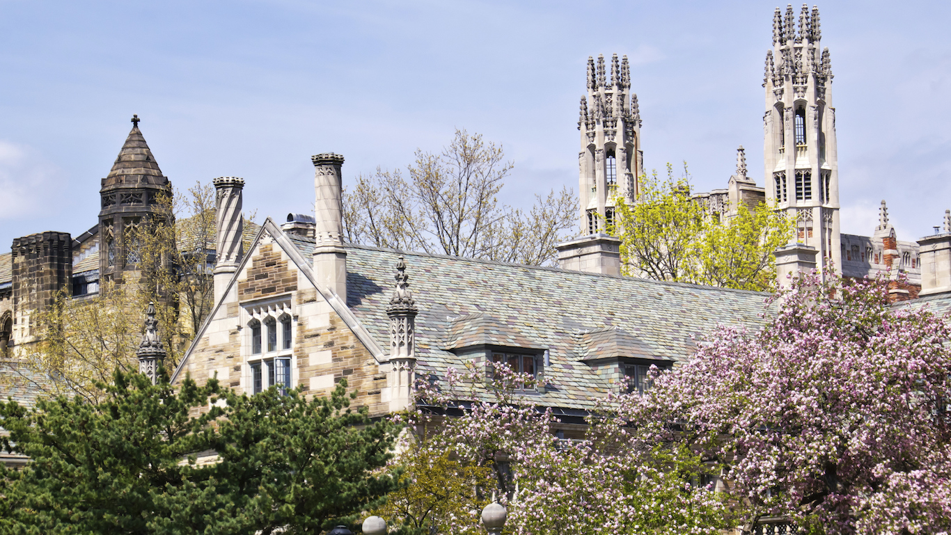 Yale, New Haven, Connecticut