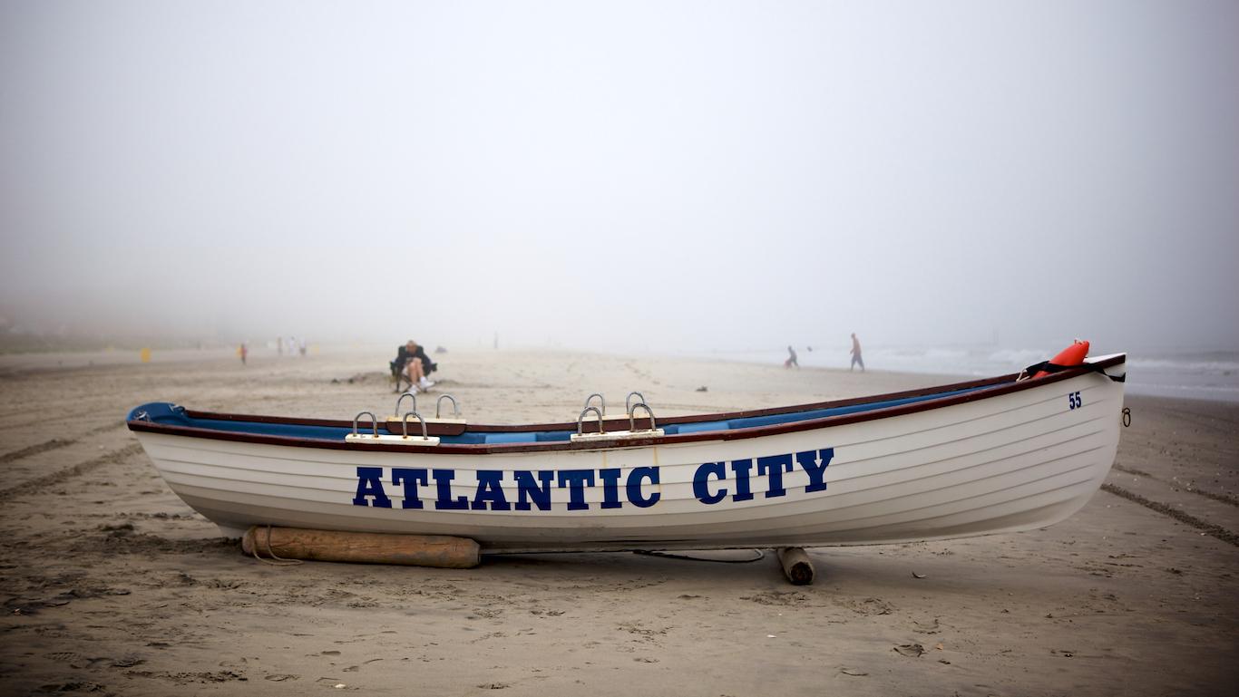 Atlantic City, NJ Life Boat