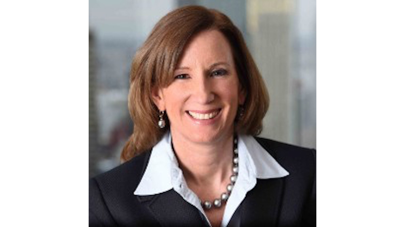 Cathy Engelbert, Deloitte