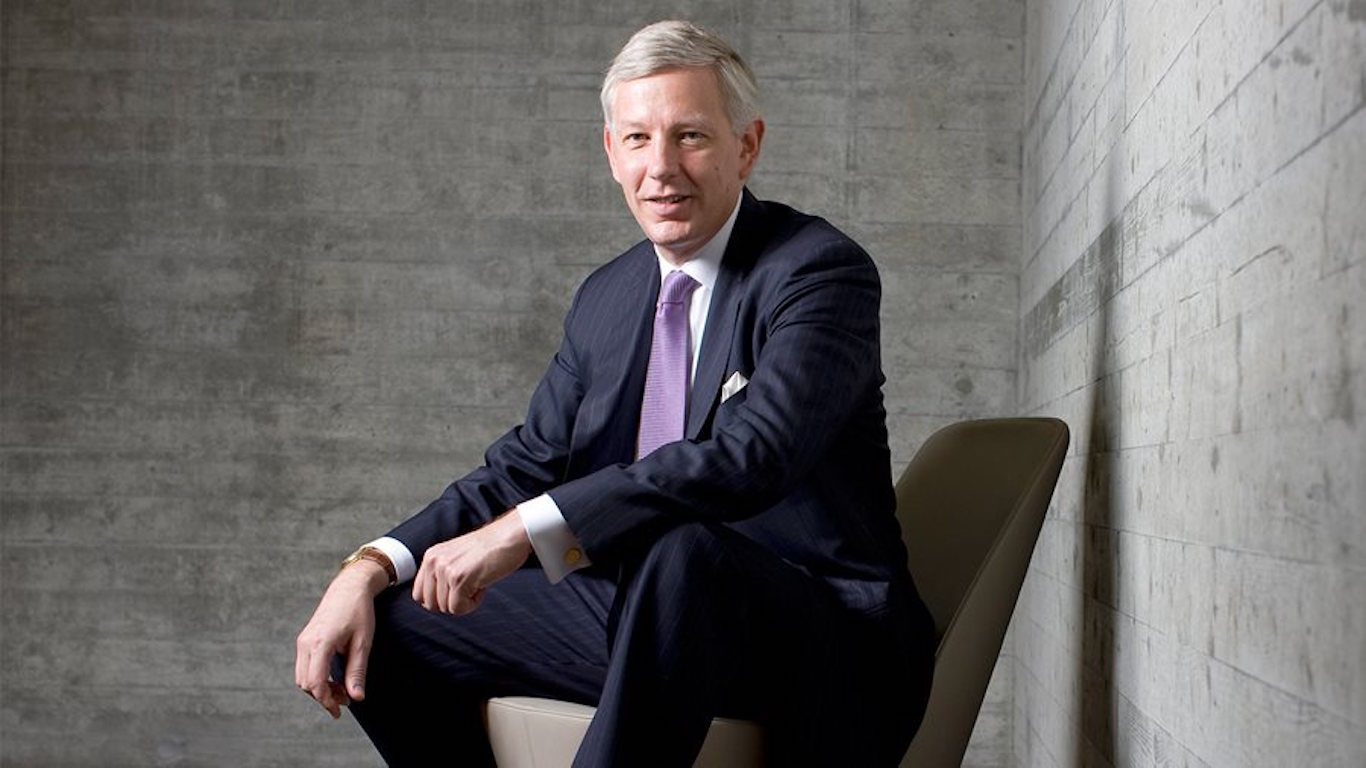 Dominic Barton, McKinsey and Company