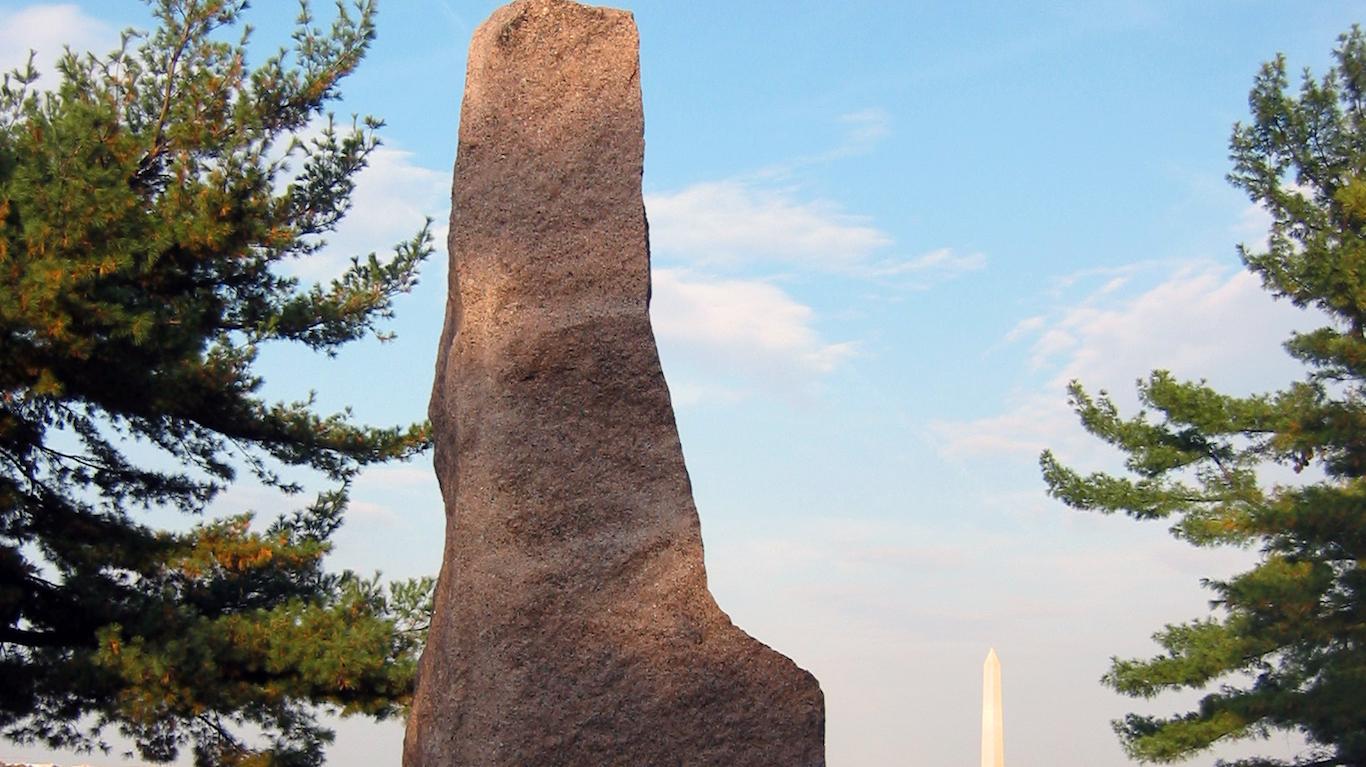 LBJ_Memorial_Grove_Monolith