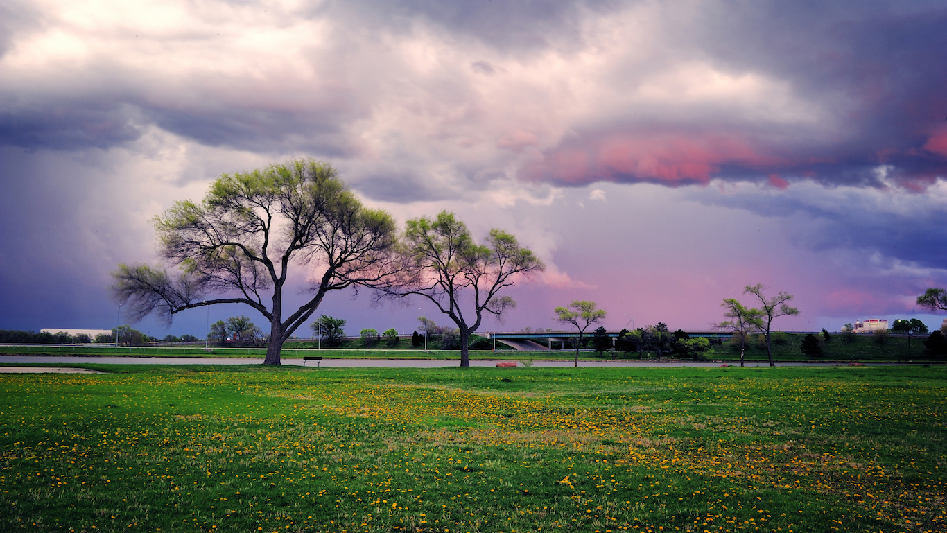 Lincoln, Nebraska Trees