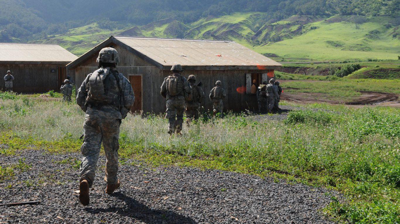 Schofield Barracks, Hawaii