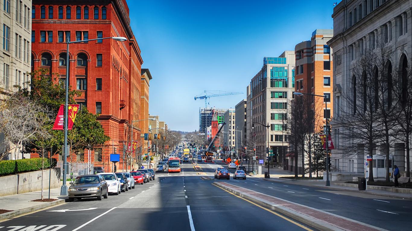 streets of washington dc