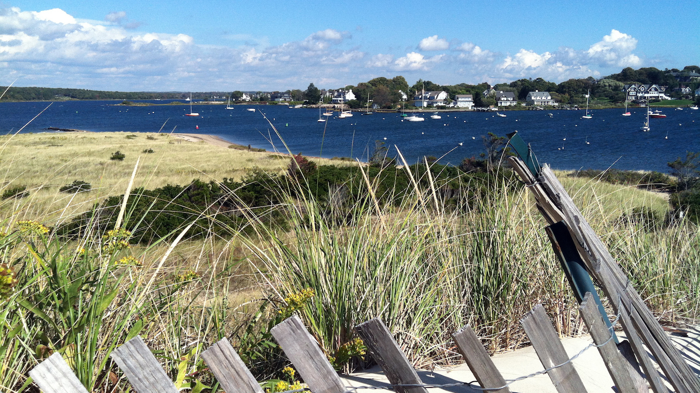 Watch Hill Cove, Westerly, Rhode Island
