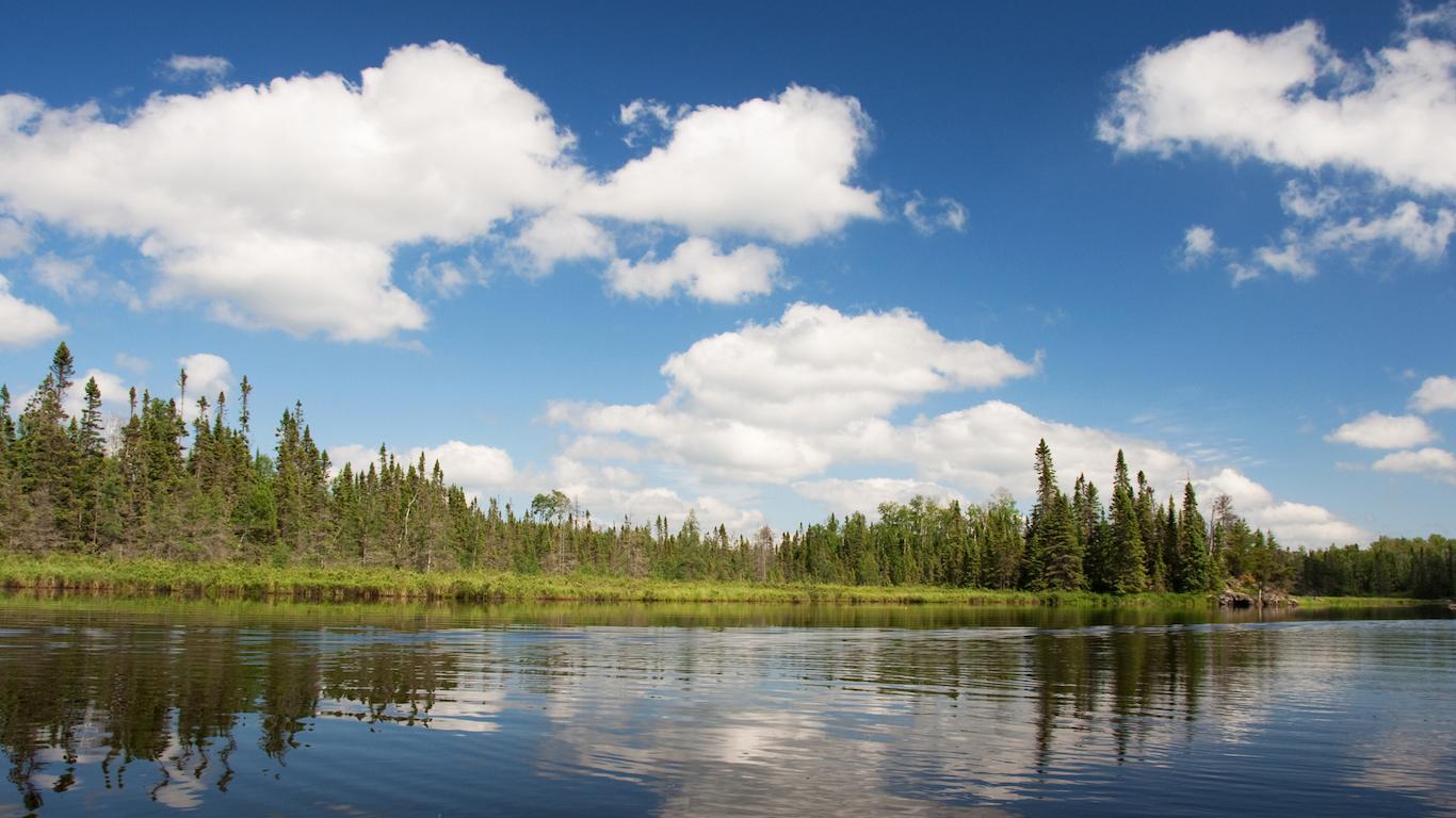 Boundary Waters, Minnesota