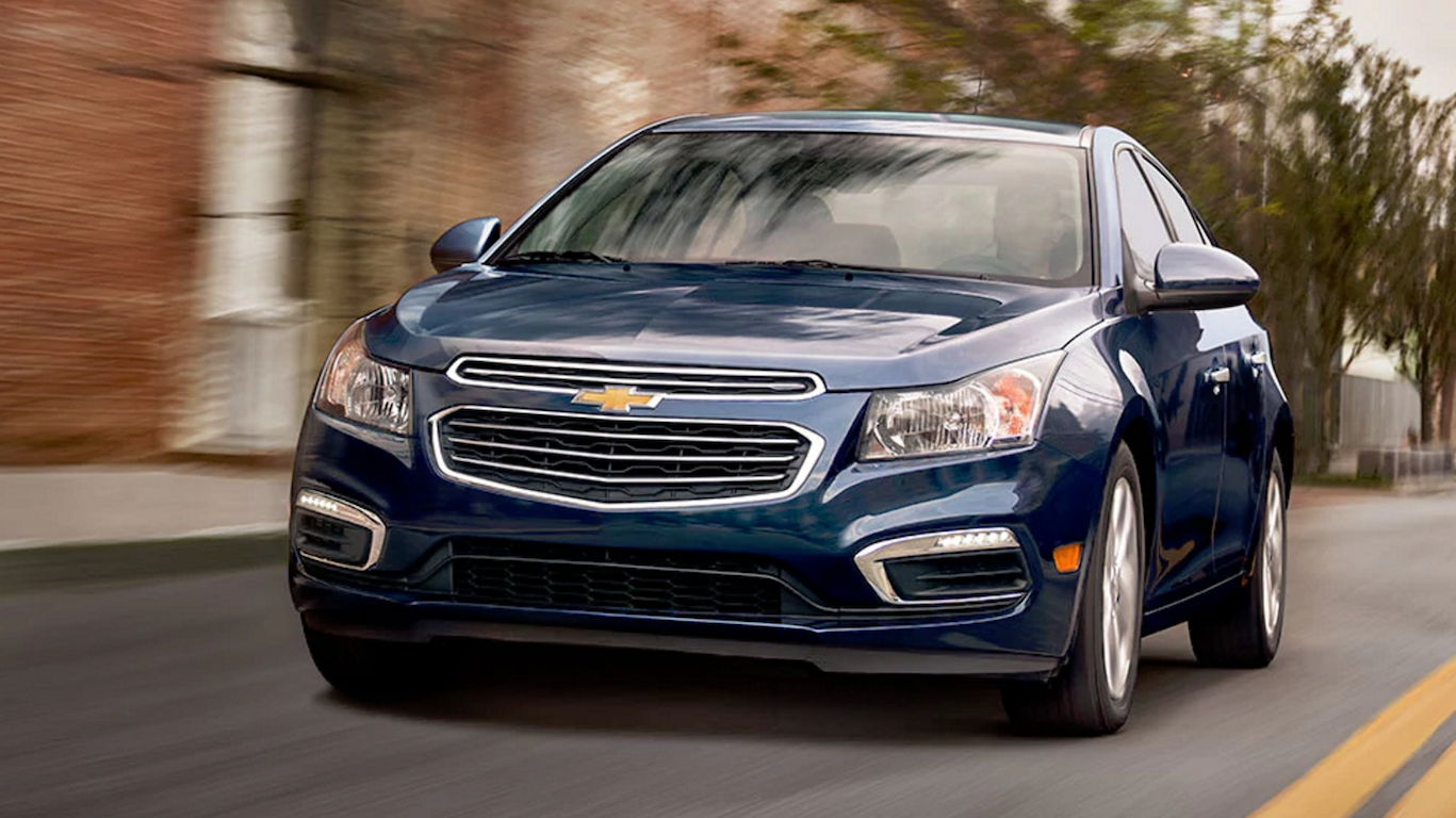 Chevy Cruze Limited