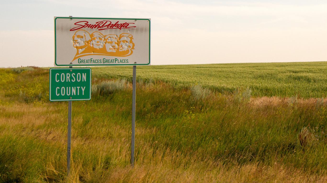 Corson County, South Dakota