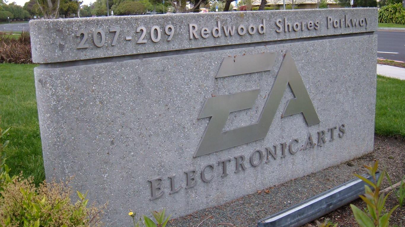EA work