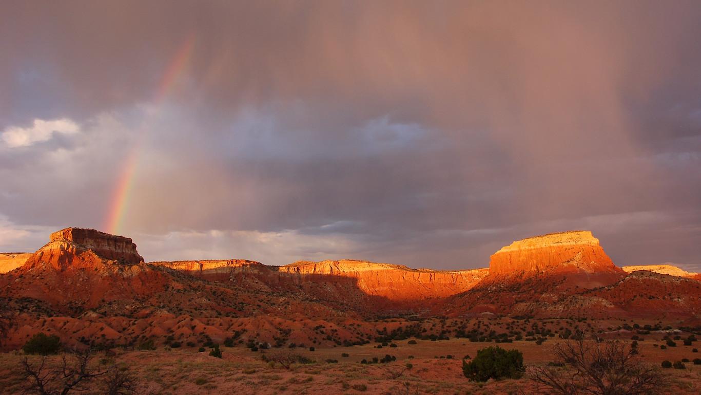 Ghost Ranch, Rio Arriba County, New Mexico