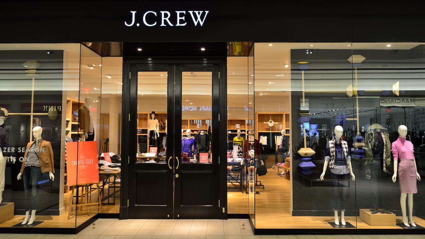 jcrew work