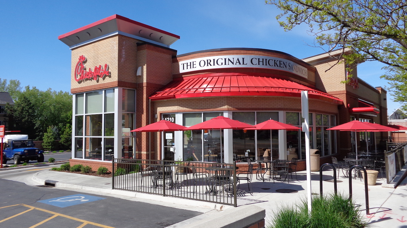 Restaurant Chick-Fil-A