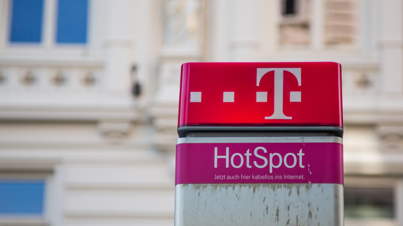 T-Mobile Hotspot