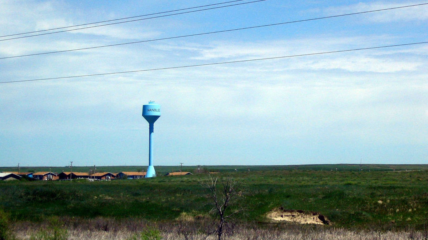 Wanblee, South Dakota