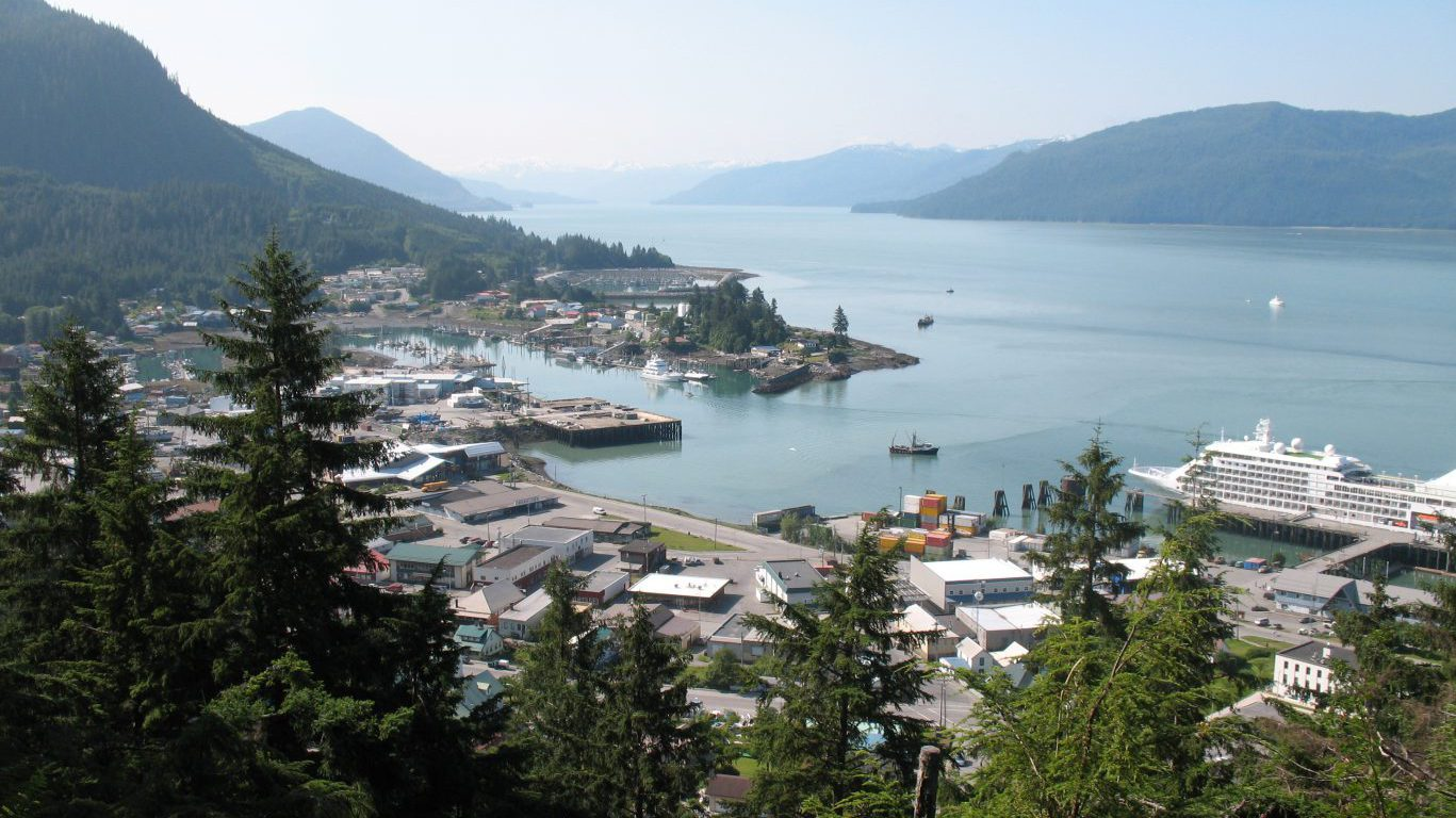 Wrangell City and Borough, Alaska