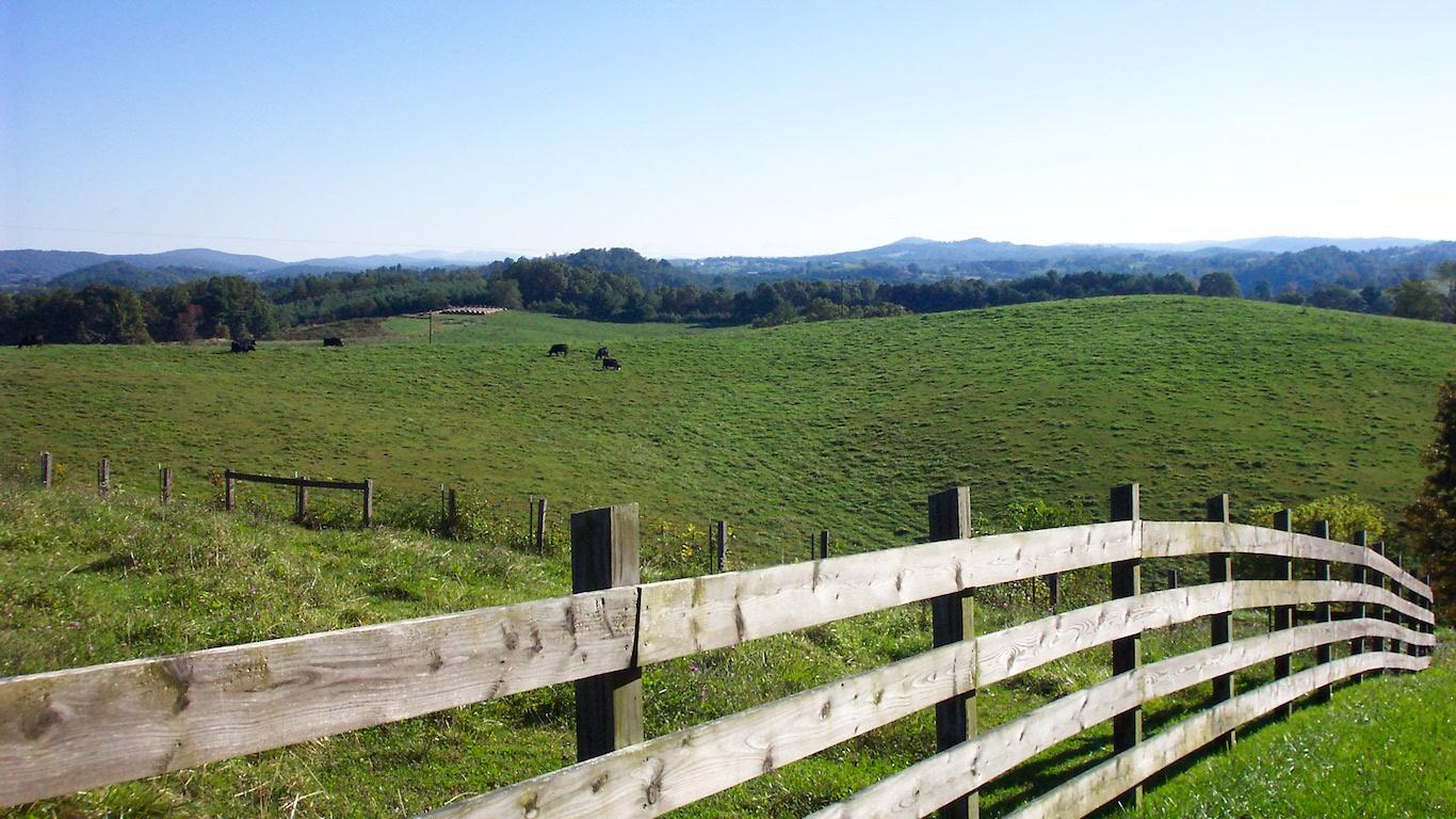 Alum Ridge, Virginia