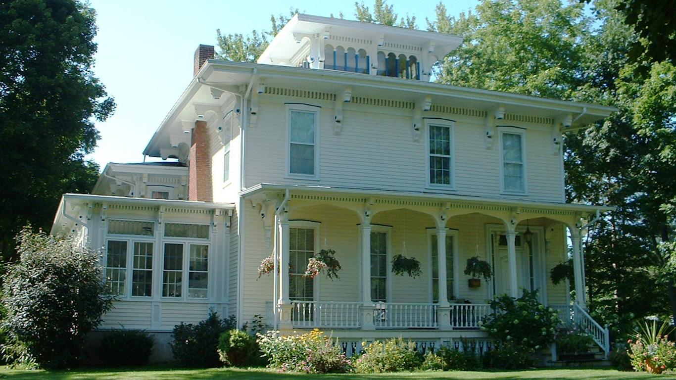 Elmira, New York house
