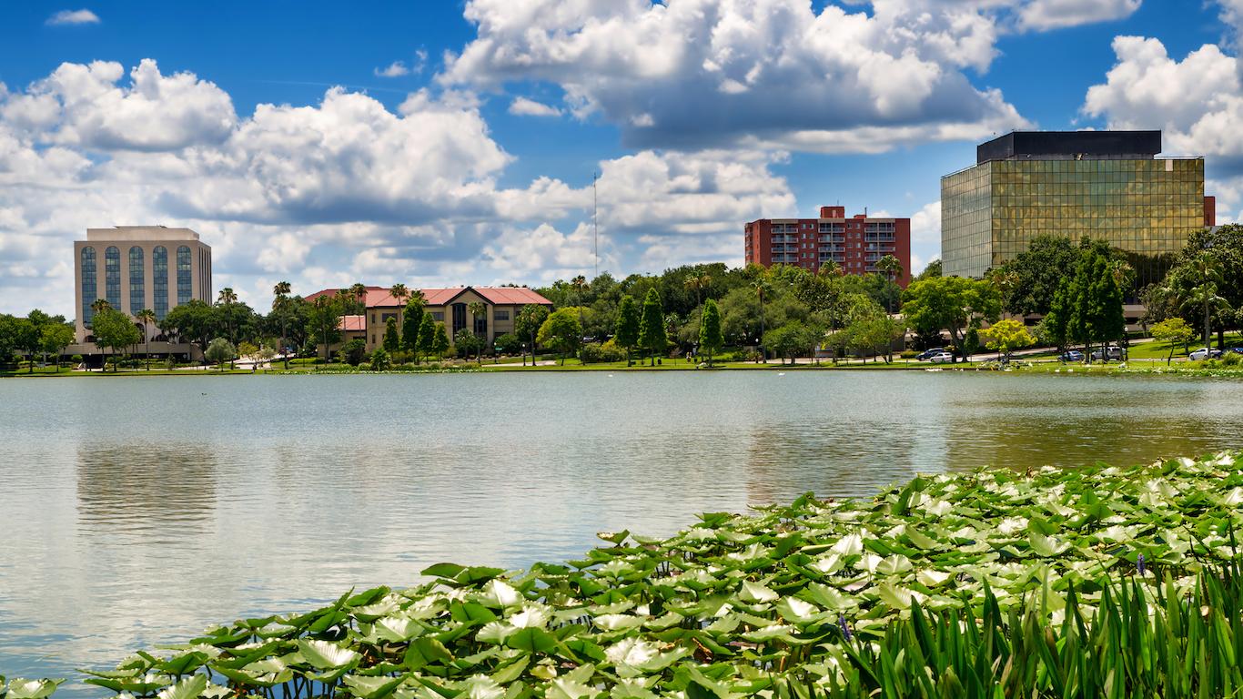 Downtown Lakeland, Florida