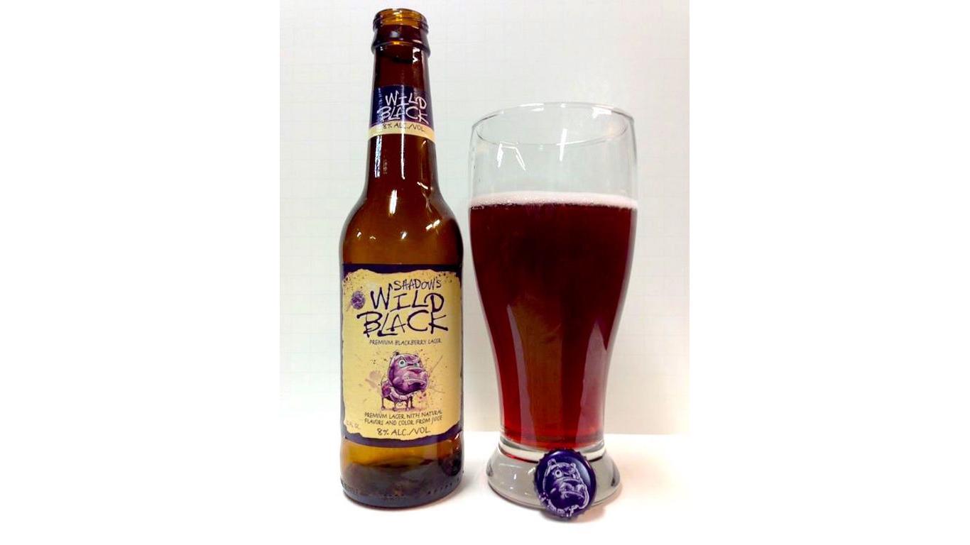 Shadow's Wild Black beer