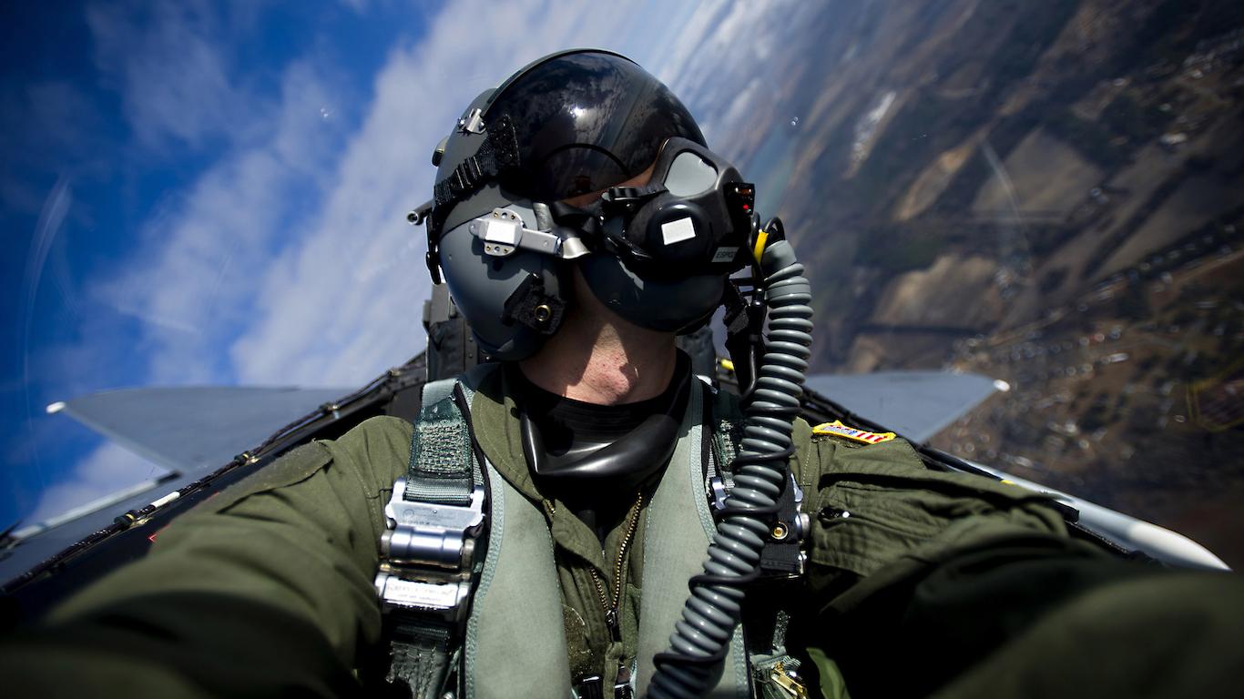 Fighter Pilot, Airplane Parts, North Carolina