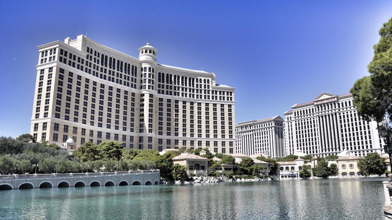 Las Vegas, Hotels, Belagio, Nevada