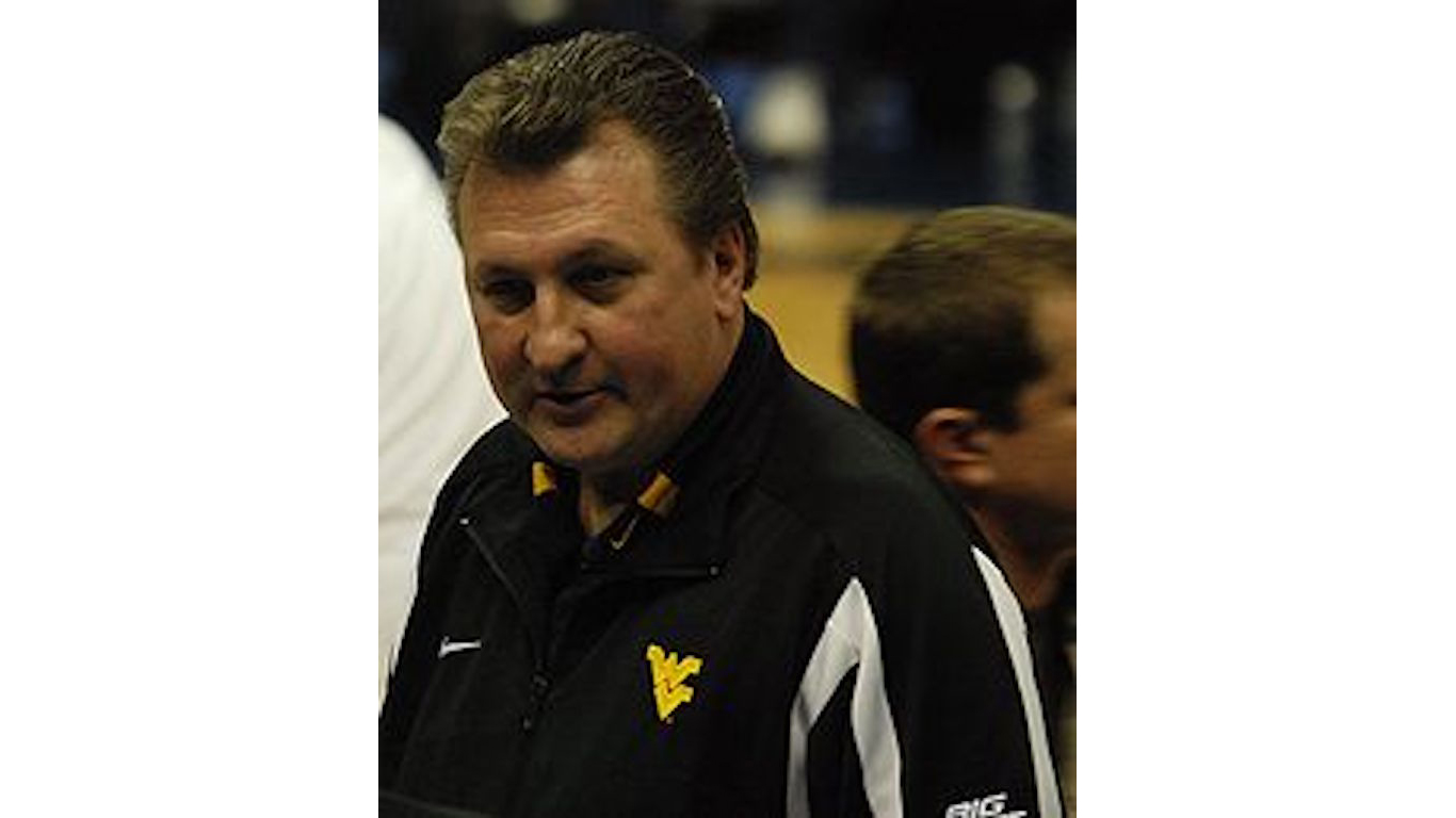 bob-huggins-west-virginia
