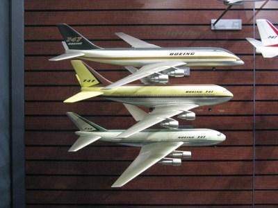 Boeing 747 Designs
