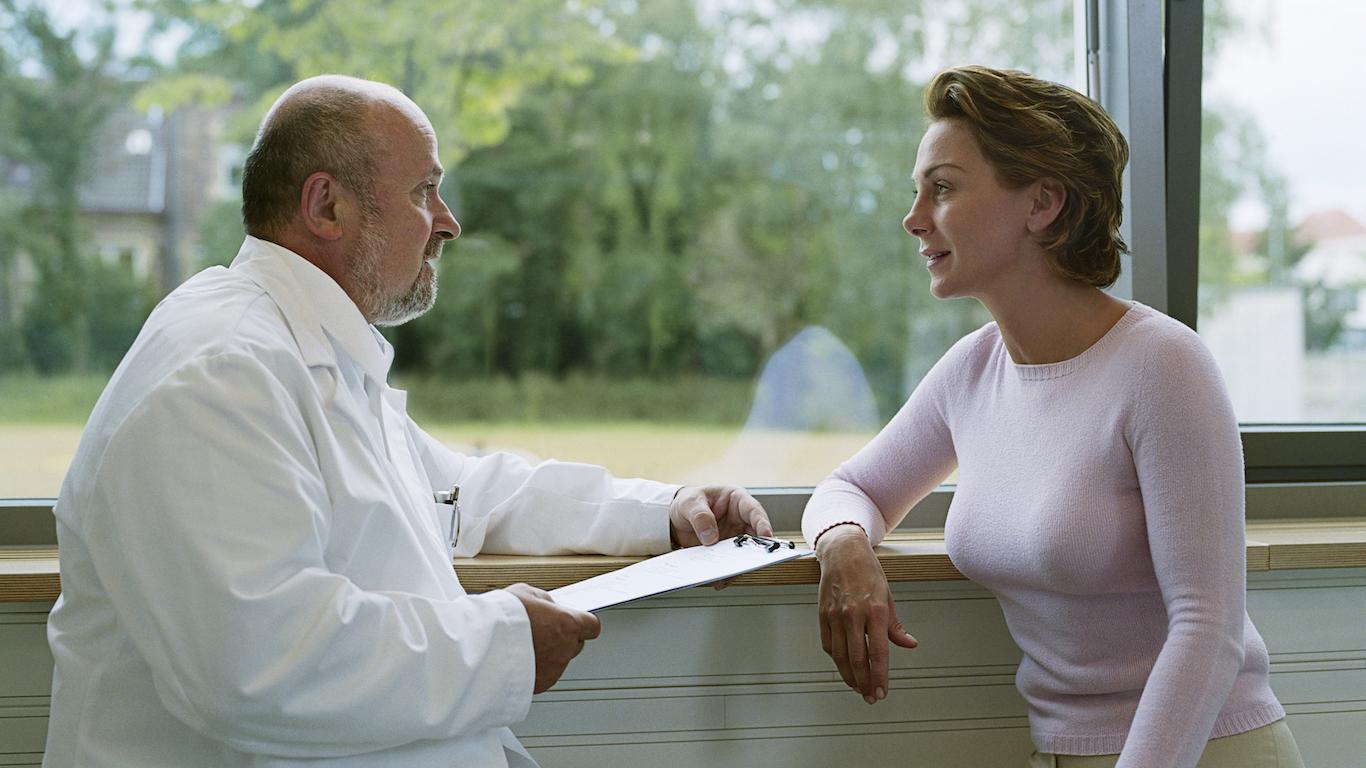 Healthcare, doctor patient, outpatient, medical services, ambulatory